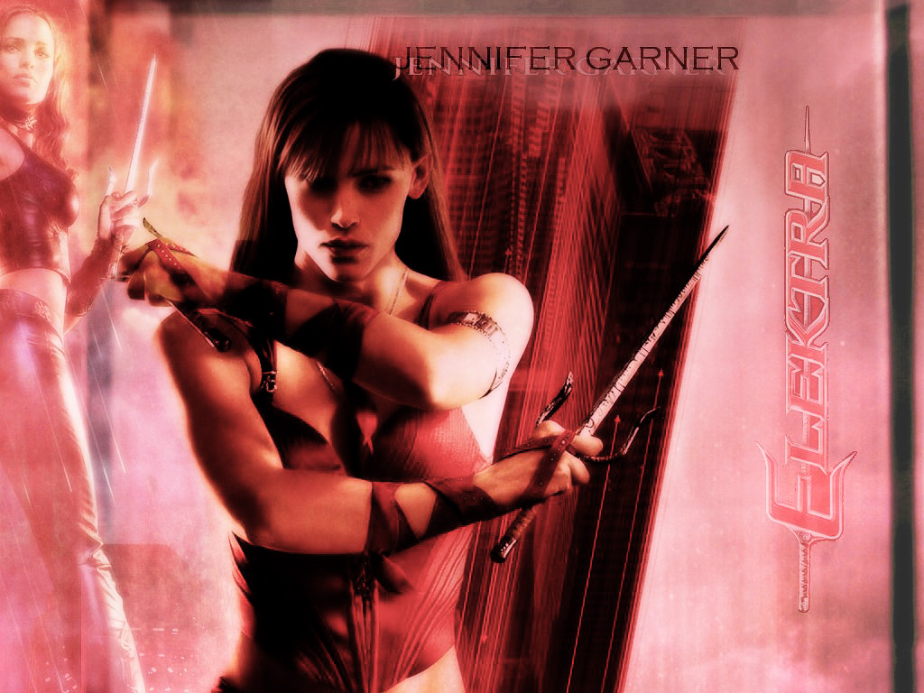 Superhero Wallpapers-Elektra 7